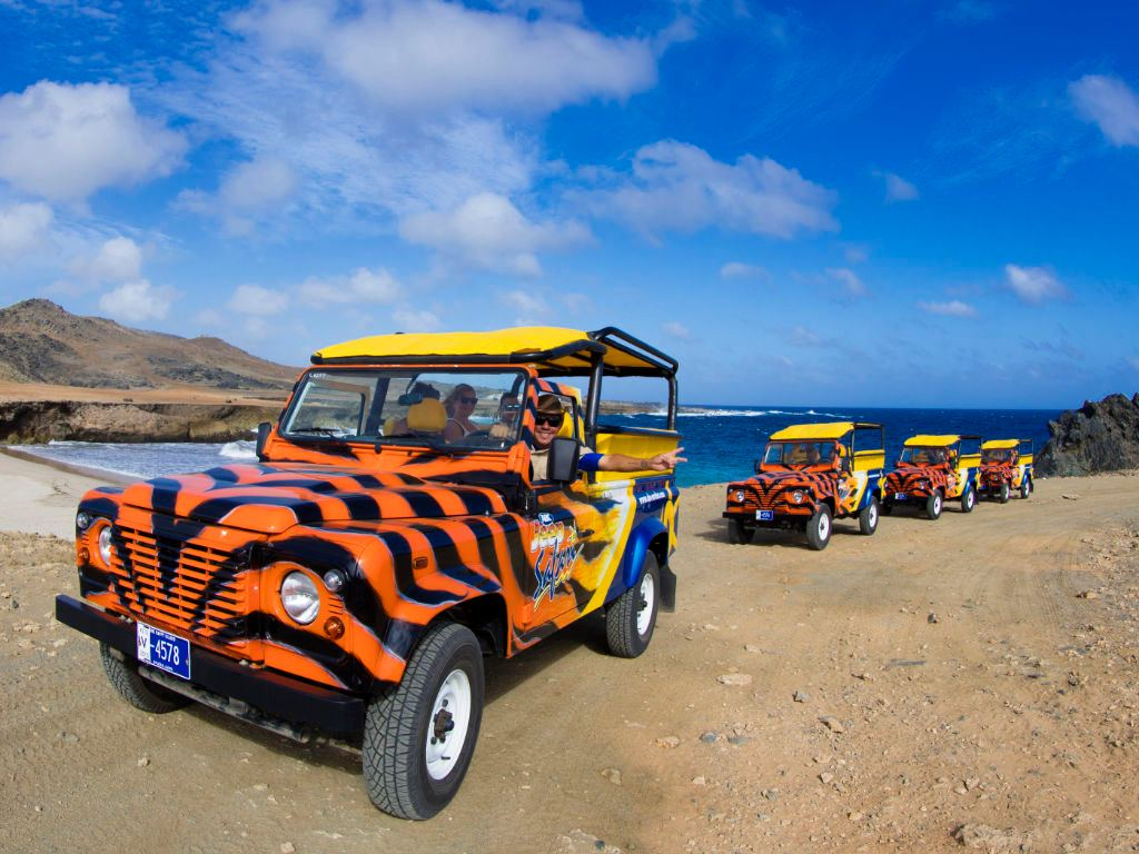 ABC Tours Jeep Safaris