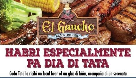 Father's Day at El Gaucho