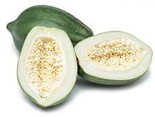 Papaya Berde (Stewed Green Papaya)