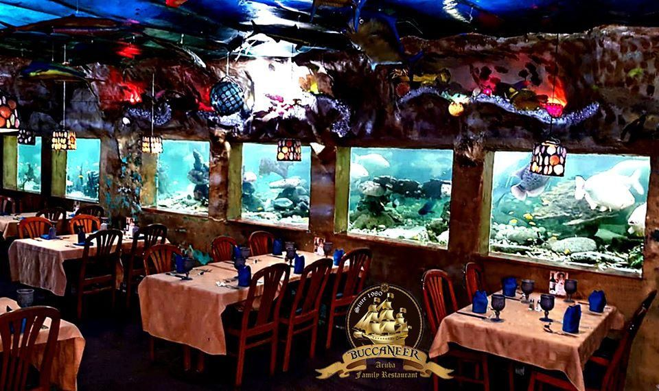 Feast on Christmas Dinner with Buccaneer Aruba