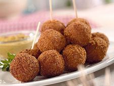Bitterbal (Meat Croquettes)