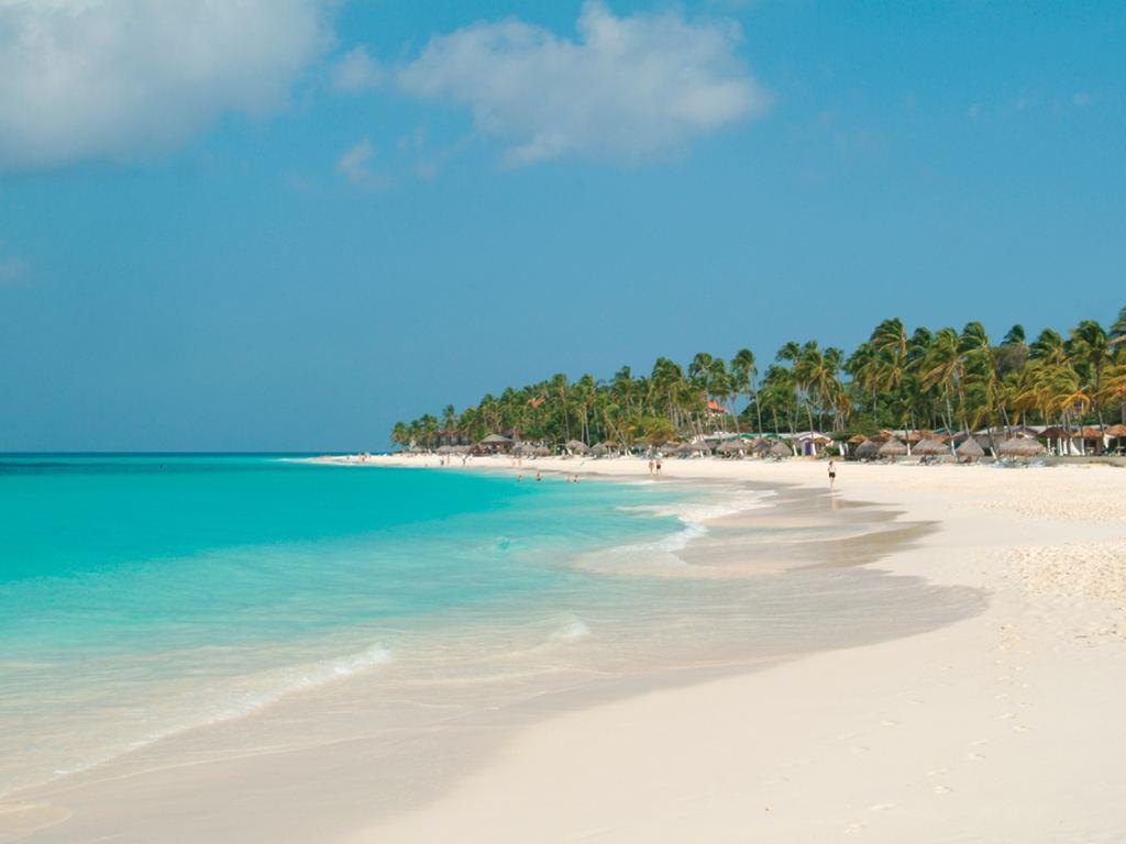 Aruba Beaches White Sand Arashi