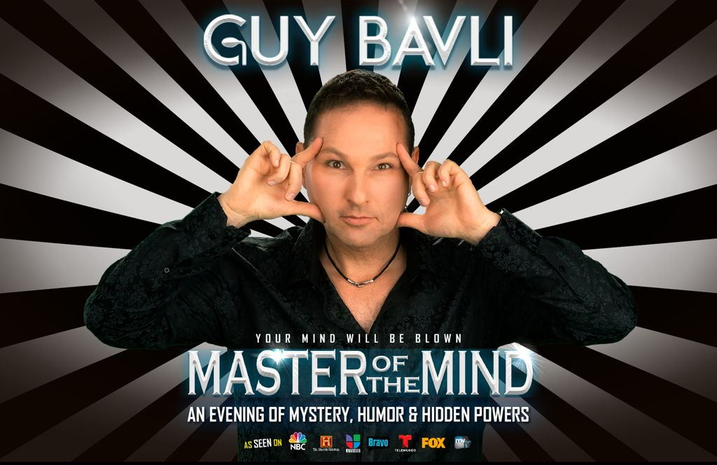 Guy Bavli Master of the Mind Show