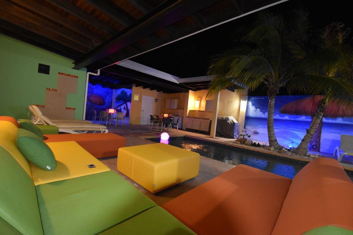 Aruba Beach Front Villa