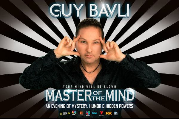 Guy Bavli - Master of the Mind Show