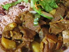 Curry Goat/Chicken