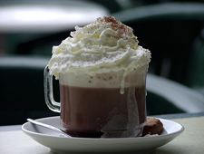 Hot Dutch Chocolate