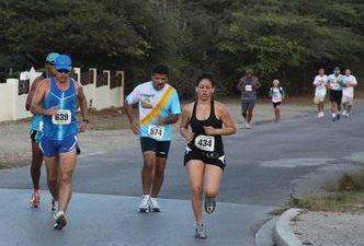 30th Aruba International Half Marathon