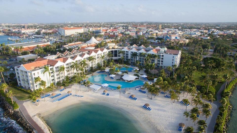 Renaissance Aruba Ocean Suites