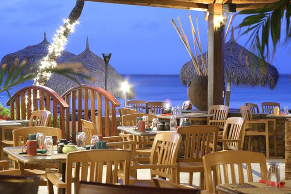 Have a great meal at one of Aruba's fine restaurants