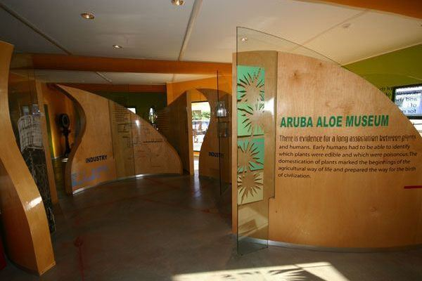 The Aruba Aloe Museum & Factory