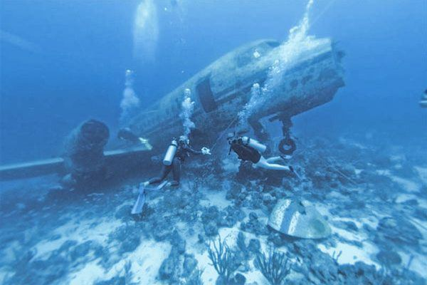 Scuba Diving and Snuba Tours