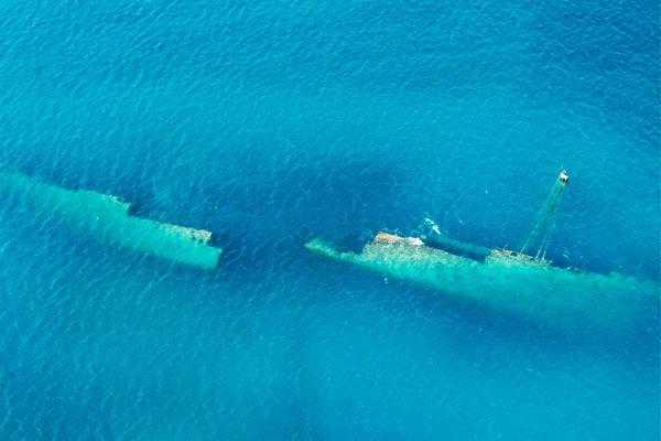 Antilla Wreck