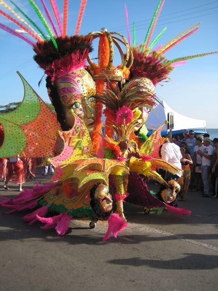Aruba Carnival winning roadpiece