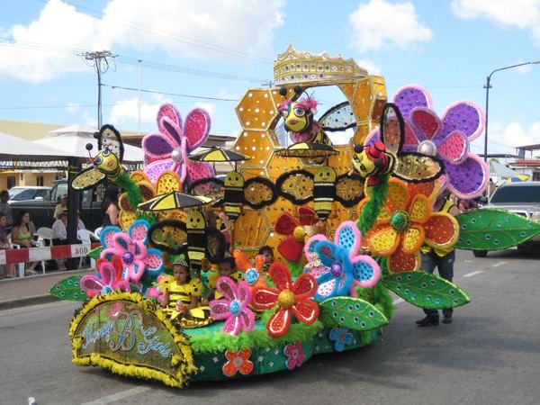 Aruba Carnival Happy B Girls