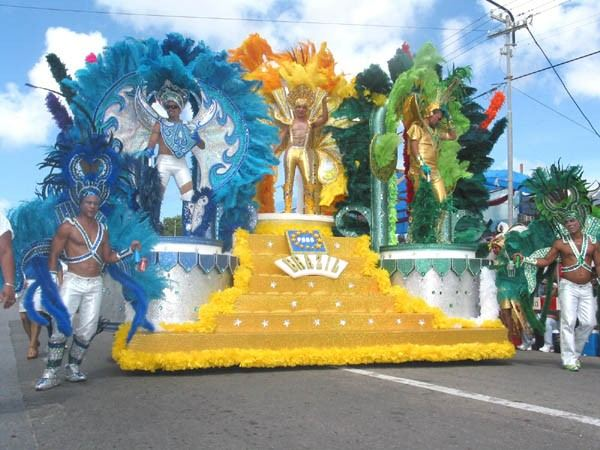 Grand Parade Oranjestad