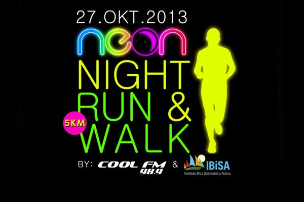 5K Neon Night Run/Walk