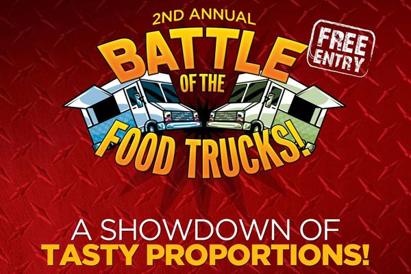 3rd Food Truck Showdown