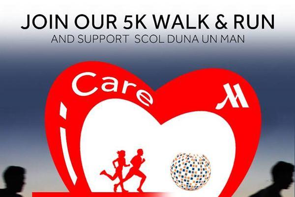 5k ICare Fun Walk&Run