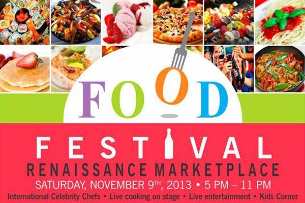 Renaissance Food Festival