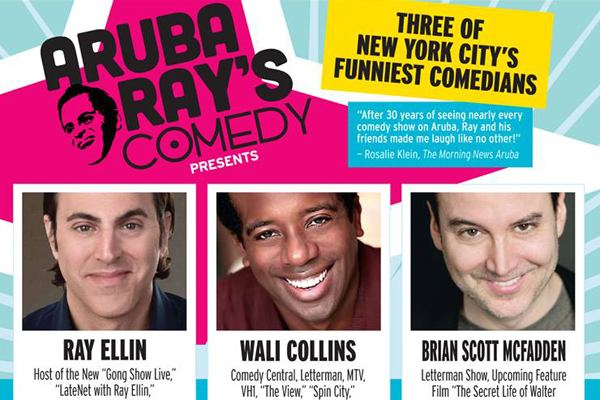 Aruba Ray's Comedy