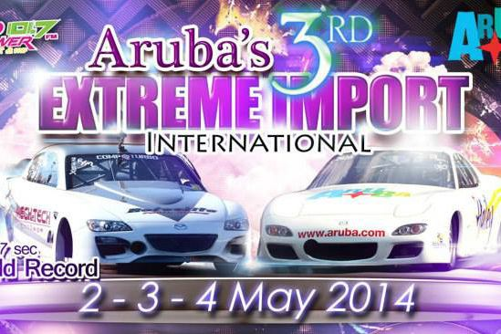 3rd Extreme Import International 2014