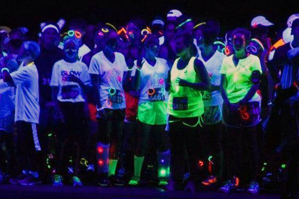 10K Glow Run / Walk