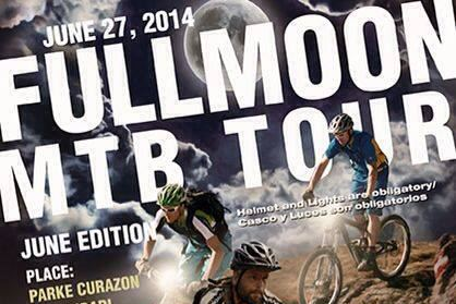 Full Moon MTB Tour