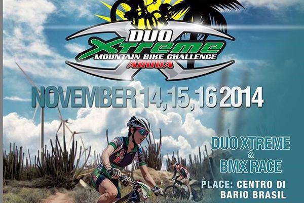 ArubaDuo Extreme Mountain Bike Challenge