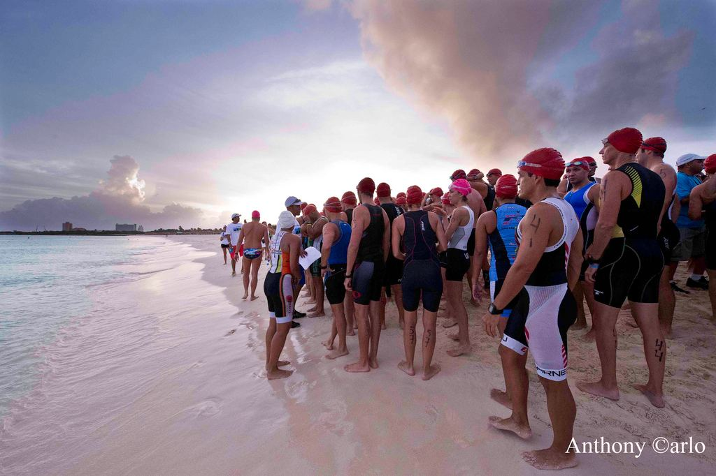 Aruba's International Triathlon