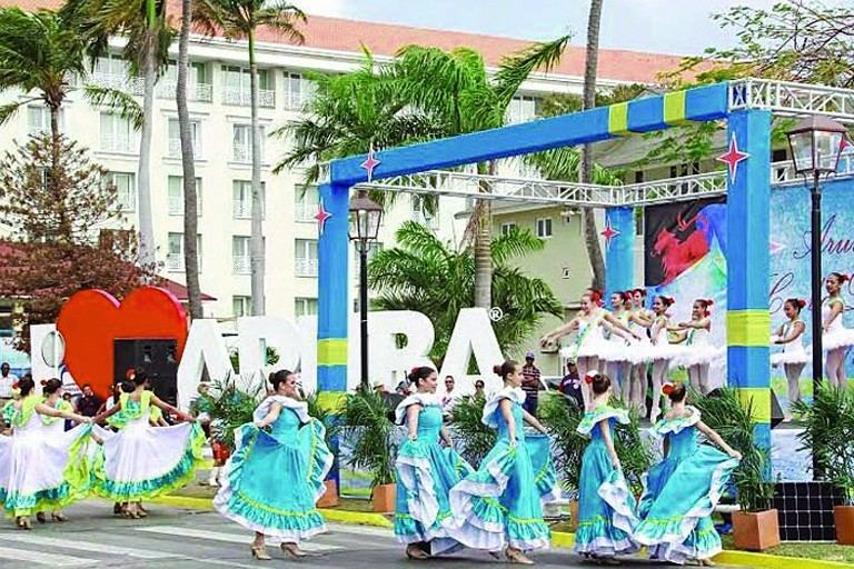 Aruba's National Anthem and Flag Day