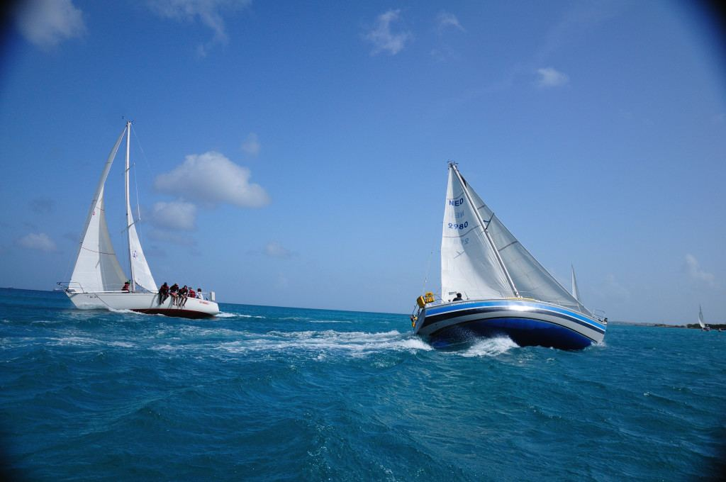 Aruba's Annual International Regatta